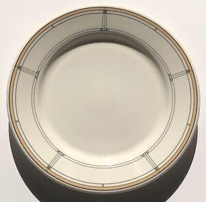 Darwin Martin House Dinner Plate. Frank lloyd Wright. made By Buffalo China
