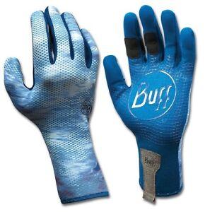 Buff Sports MXS 2 Gloves Midweight Cross Sport Pelagic XS/S