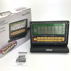 Reczone Portable Touch Screen 2-in-1 Solitairew/ Original Box Working