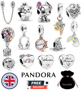 PANDORA Family Friends Charm Sister Disney Harry Potter Sterling Silver S925 ALE