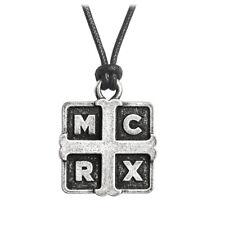 My Chemical Romance: Cross Pendant - Alchemy Gothic Rocks Jewellery PP511