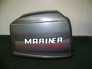 1991 92 93 94 Mariner Outboard Motor Cowl Cover Hood 40HP 2 Stroke 4 cyl