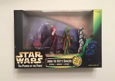 Autographed Star Wars-Jabba the Hutt's Dancers-Power of the Force-Nice!
