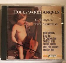 Soft Lights, Sweet Christmas by The Hollywood Angels CD Nov 1995 Laserlight