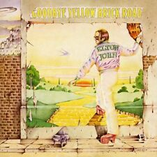 Elton John Goodbye Yellow Brick Road 2 CD Orig. DADC 1990 MCAD2-6894 DIDX -87-88