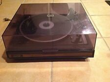Vintage Montgomery Ward GEN 6730A Auto Return Turntable