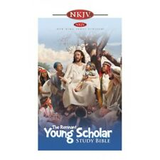 Remnant Young Scholar Study Bible Hardcover NKJV Remnant Publishing