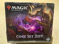 MtG Magic the Gathering English Core Set 2019 M19 Bundle Fat Pack NEW SEALED!!