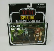 Ewok Scouts 2011 STAR WARS Vintage Collection MIB Special Action Set