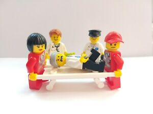 LEGO Hospital, Doctors and Paramedics Minifigures Bundle