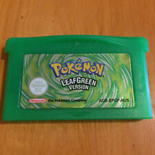 Pokemon LeafGreen *Tracked Shipping* Leaf Green Nintendo Gameboy Advance