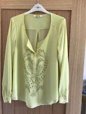 💞Next, Pale Green Blouse Top, Size 16 💞