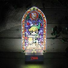 Paladone - Lampe Vitrail the Legend of Zelda