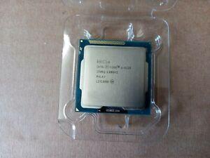 Intel i5 3330 CPU with brand new fan. Socket 1155 CPU