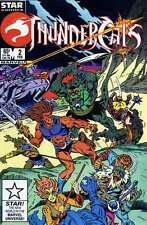 THUNDERCATS #2 VERY FINE / NEAR MINT MARVEL STAR COMICS 1985