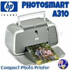 HP PhotoSmart A310 COMPACT PHOTO PRINTER - BRAND NEW in FACTORY SEALED BOX