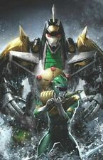 Mighty Morphin Power Rangers #50 Clayton Crain Virgin Variant LE 300 MMPR