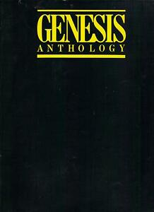 GENESIS  Anthology  sheet music songbook
