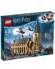 2018 LEGO 75954 Harry Potter Hogwarts Great Hall 878 Pieces, NIB SHIP FROM STORE