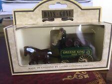 Lledo 31033 Days Gone By Greene King Dray LNIB 1/64 Scale