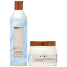 Mizani Moisture Fusion Clarifying Shampoo+Moisturizing Mask 16.9oz Set/Nail File