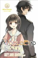 WorldEnd, Vol. 4 by Akira Kareno 9781975326937 | Brand New | Free UK Shipping