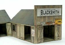 BANTA MODEL WORKS O BLACKSMITH SHOP | 6125