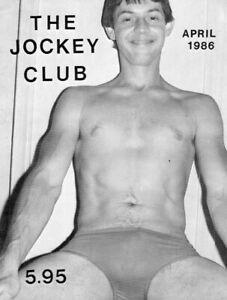 JOCKEY CLUB MAGAZINE * APRIL   1986  *   SWIMSUITS  * UNDERWEAR 6 MAGS