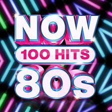 NOW 100 Hits 80s - New 5CD  Album - Released 22/02/2019