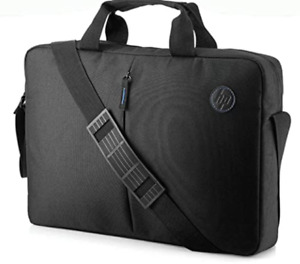 HP Focus Topload Laptop Bag 15.6 Inch Laptop Compartment Organiser HP 2GJ35AA