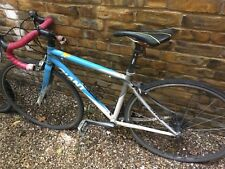 Giant road bike Female XS, Has been well used , will require a service.