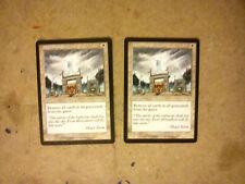 MTG Morningtide x 2 - Rare - Torment - Magic The Gathering Cards Lot