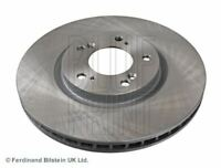BLUE PRINT BRAKE DISCS FRONT PAIR FOR A HONDA S2000 CONVERTIBLE