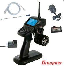Graupner S1018 X-8N 4 CH 2.4GHz HoTT Transmitter with GR-8 Receiver