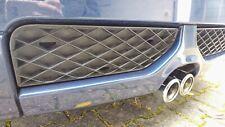 Smart Roadster 452 - NEU! original paar BRABUS Heckgitter schwarz >> SELTEN! <<