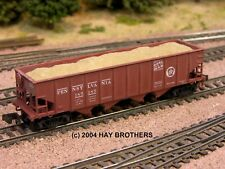 Hay Brothers SAND LOAD - Fits BOWSER 40 ft (Class H21 / H21A) 4-bay Hopper Cars