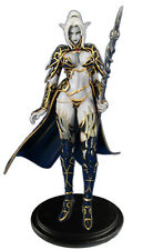 Elf dark magician girl lineage 2 II 1/6 unpainted statue figure model resin kit