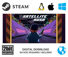 Satellite Rush - PC Steam Key - Win / Mac / Linux
