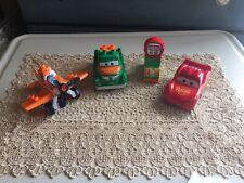 Lego DUPLO Disney Cars Lot Orange Dusty Airplane Parts Pieces