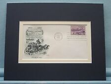 100th Anniversary of Kansas City, Missouri and First Day Cover of its own stamp