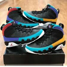 101994df10f372 Nike Air Jordan Retro IX 9 DREAM IT DO IT Nostalgia Multicolor 302370-065  Men