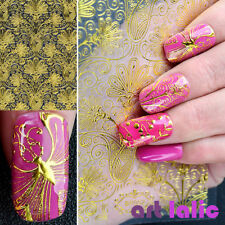 Nature Shiny Nail Art Supplies