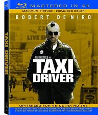 Taxi Driver Blue Ray Robert DeNiro New, Free shipping