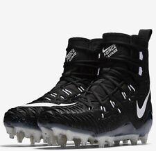 $140 NEW NIKE Force Savage Elite TD Linemen Football Cleats Shoes Black US 12