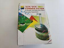 Aquarium Corner Filter