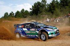 Petter Solberg Ford Fiesta RS WRC Rally d'Italia Sardegna 2012 Photograph 1