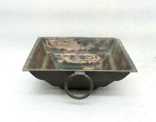 Antique Hand Crafted Copper Made Wedding Holy Fire Bowl Pot MP