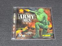 Army Men PC Game Korean Version Windows CD ROM Rare