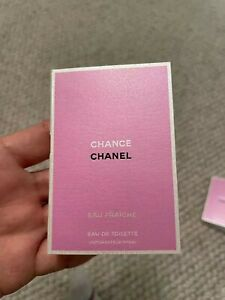 chanel chance chanel parfum sample 1.5ml new