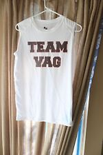 TEAM VAG Sleeveless Workout Shirt Small